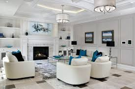 Modern Living Room Ceiling Lights 72 Living Rooms With White Furniture Sofas And Chairs