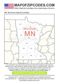 map usa pdf fillable minnesota pdf 3 digit zip code map usa zipcode