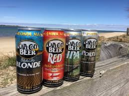 Cape Cod Brewery Hyannis - beer in cans cape cod beer cape cod beer