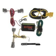 curt manufacturing curt custom wiring harness 55349
