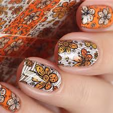 online get cheap wedding nail decals aliexpress com alibaba group