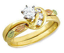 Wedding Set Rings by Black Hills Gold Wedding Set Ebay