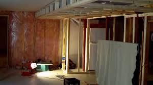 finishing a basement ceiling options basement gallery