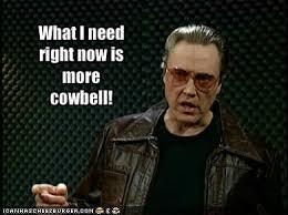 Christopher Walken Cowbell Meme - needs more cowbell meme more best of the funny meme