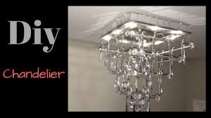 Chandelier Decor Diy Chandelier Home Decor Simple And Inexpensive