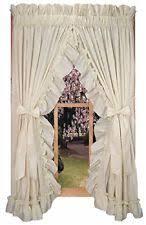 Prairie Curtains Rustic Curtains Ebay