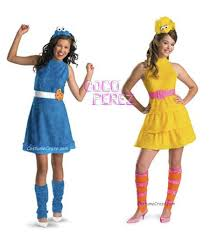 Halloween Costumes Sesame Street Sesame Street Cocoperez