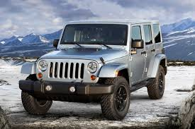 jeep crew chief jeep wrangler arctic special edition photos and details autotribute