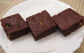 eggless chocolate brownies gajus kitchen