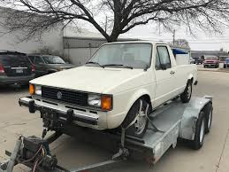volkswagen rabbit truck interior vwvortex com 1981 volkswagen rabbit diesel pick up truck 48k 4