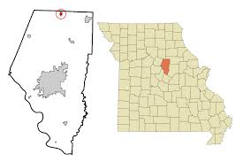 Zip Code Map Missouri by Sturgeon Missouri Wikipedia