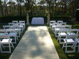 small wedding ceremony small ceremony seating weddingbee
