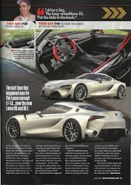 Ft 1 Toyota Price Second Ft1 Concept Coming Toyota Aiming For Gt6 Specs Supramkv