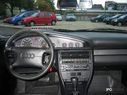 audi a6 1995 1995 audi a6 avant 1 8 quattro related infomation specifications