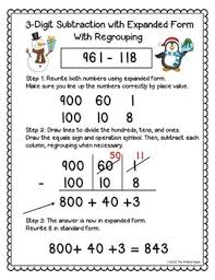 digit addition and subtraction with and without regrouping