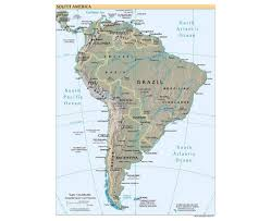 Map North And South America by Seas Around North America Map Click Quiz By Archieblok Pls 105