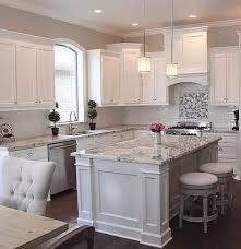 kitchen design white cabinets granite white kitchen cabinets granite countertop modern design