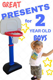 what are the best presents to buy a 2 year boy