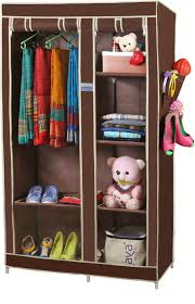 Wooden Wardrobe Price In Bangalore Cbeeso Stainless Steel Collapsible Wardrobe Price In India Buy