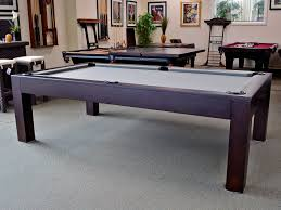 Dining Room Pool Table by Robbies Billiards Modern Dining Pool Table