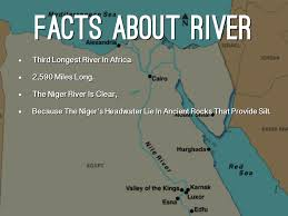 Niger River Map Niger River By Litzy By Litzy Cortez Bernal