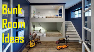 40 cool ideas bunk room youtube