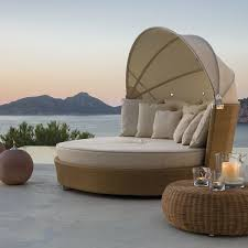 Patio Daybeds For Sale Romantic Outdoor Wicker Daybed Contemporary Patio Chicago