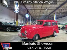 crosley car products