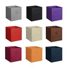 fabric storage bins ebay