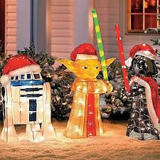 home depot black friday christmas decor 57 best the lighter side of the dark side christmas cheer images
