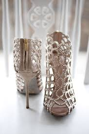 wedding shoes jeweled heels best 25 bling wedding shoes ideas on cinderella