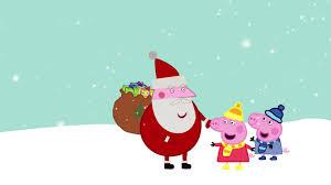 Seeking Santa Claus Episode Peppa Pig Sad Baby Episodes Santa Claus Finger