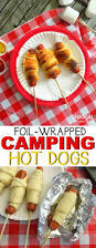 camping dogs recipe for the campfire