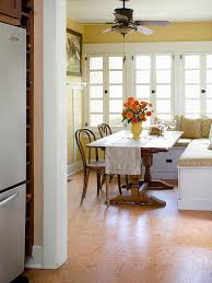 Cork Kitchen Floor - kitchen flooring options