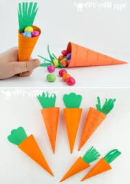Easy Paper Craft For Kids - paper bunny craft easy easter craft for kids bunny crafts