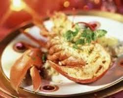 cuisiner homard surgelé recette homard grillé de noël