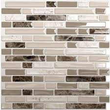 Best  Vinyl Backsplash Ideas On Pinterest Vinyl Tile - Peel and stick vinyl tile backsplash