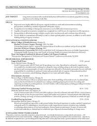 Registered Nurse Job Description For Resume by Resume Nurse Resume Example Business Infographics Pinterest