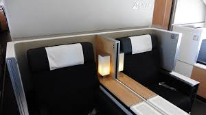 siege social swiss the swiss boeing 777 300er cabin tour business class review