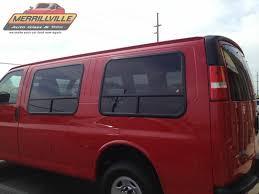 Conversion Van Interiors Conversion Van Windows