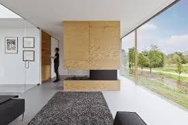 Room Dividers Floor To Ceiling - interiors living room features minimalist plywood double sided