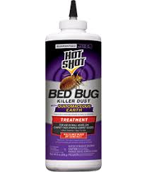 Bed Bug Sprays Bed Bug Kills Dust With Diatomaceous Earth Shot