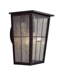 Forte Lighting Wall Sconce Lighting 1151 01 32 1 Light Ourdoor Wall Lantern In Antique Bronze