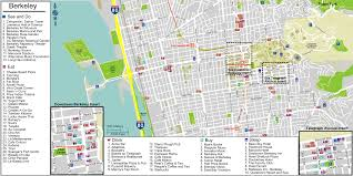 Uc Berkeley Campus Map Map Berkeley My Blog