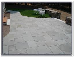 Flagstone Patio Installation Cost by Installing Flagstone Patio Pavers Patios Home Design Ideas