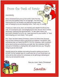 santa claus letters 33 best printable santa letters images on christmas