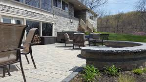Smokeless Fire Pit by Patio Smokeless Fire Pit And Steps