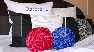 Pillow Designs by Mdesign Beddings And Handmade Pillows Lenjerii De Pat Youtube