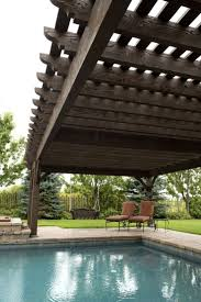 Pergola Kits Cedar by 138 Best Pool Side Pergolas Images On Pinterest Pergola Kits