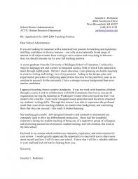covering letter format for teaching job application ideas of teaching position cover letter with additional example